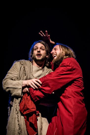 Judas und Jesus, Vanmey Photography